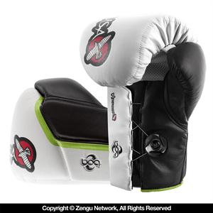 Hayabusa Mirai Striking Gloves (White)